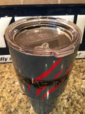 Ford Raptor Yeti Rambler 30oz or Kryo Gear Insulated Tumbler-Powder Coated-Look! - That's My Yeti