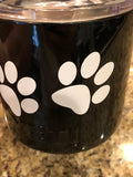 Frenchie YETI Rambler ALL SIZES-Powder Coated-Custom French Bulldog - That's My Yeti