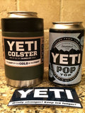 YETI Rambler Colster Can/Bottle Beverage Cooler in Matte Nato Green - That's My Yeti