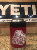 Yeti Colster with Mississippi State Bulldogs Logo - That's My Yeti