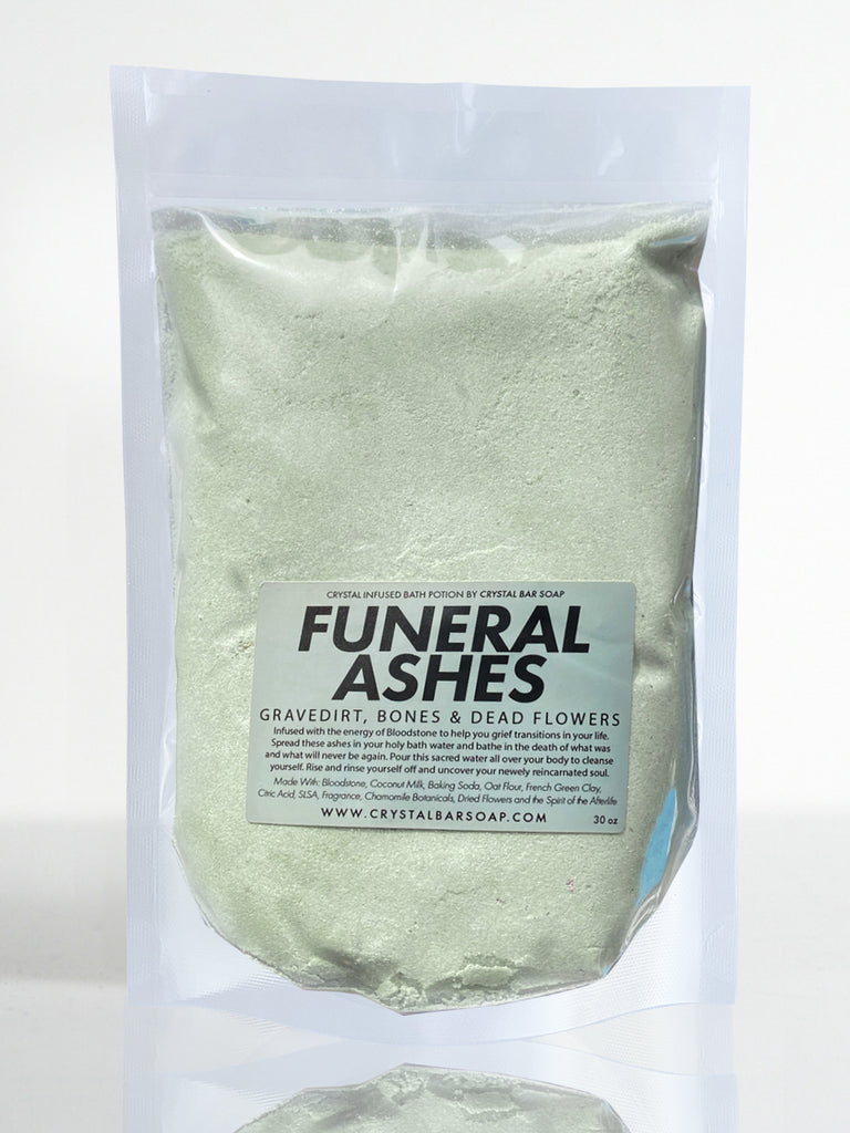 Funeral Ashes