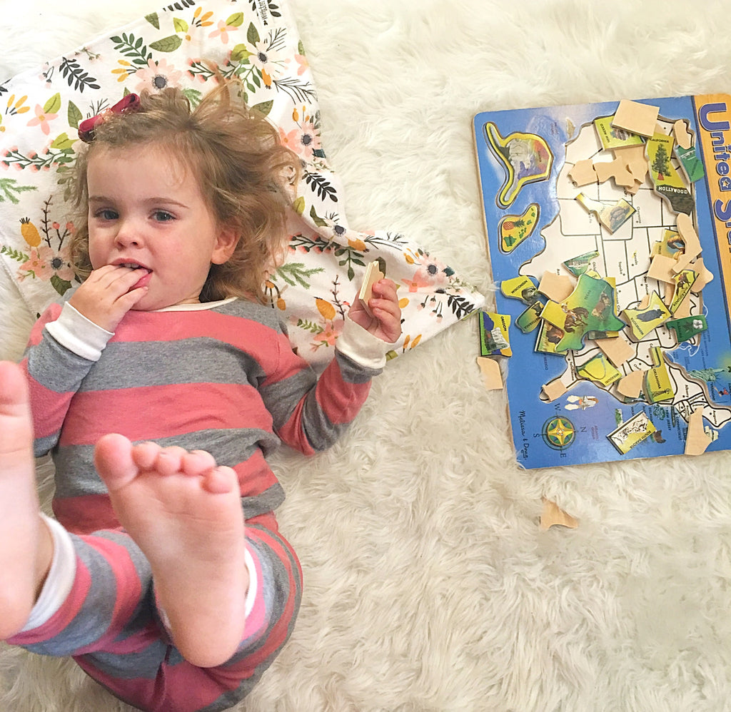 Our favorite toddler activities!