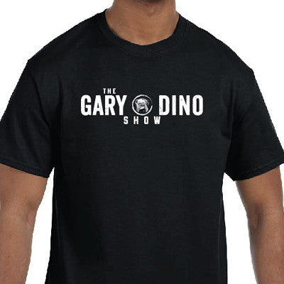 The Gary & Dino Show 3rd Man Militia T-Shirt