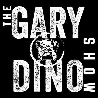 A One Year Subscription to The Gary & Dino Show (OUTSIDE U.S. & CANADA ONLY!)