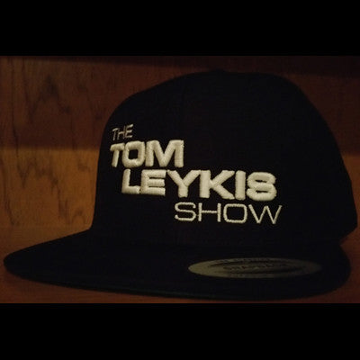 The Tom Leykis Show Flexfit Official Snapback Cap