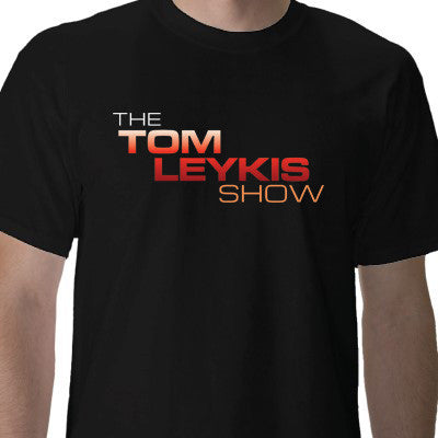 The Tom Leykis Show Logo T-Shirt