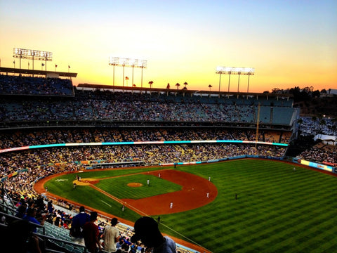 Spend a day in luxury watching the DODGERS play the GIANTS with The Tom Leykis Show crew