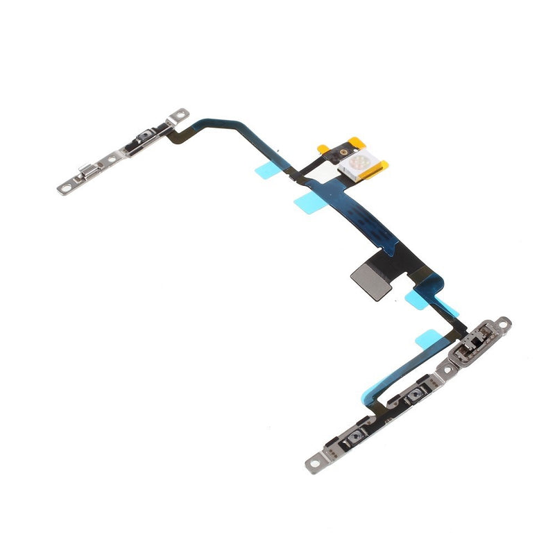 Power ON/OFF and Volume Flex Cable for iPhone 8 Plus