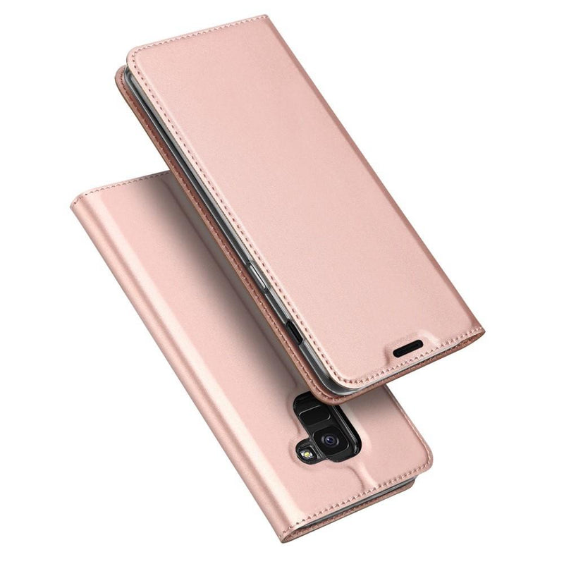 Pro Series PU Leather Case for Samsung Galaxy J6 2018