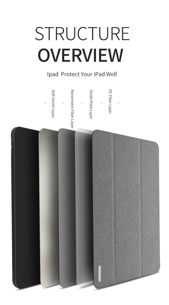 DUX DUCIS case for iPad Air 3 2019/iPad pro 10.5 2017
