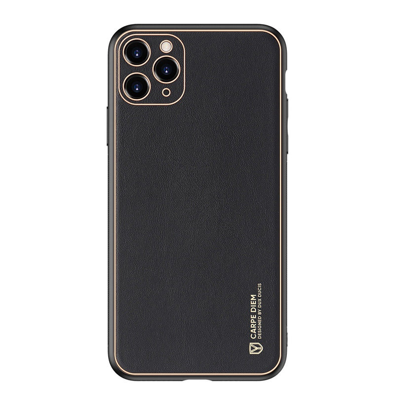 Yolo Series Back TPU, PC, PU Protective iPhone 11 Pro Max Case CellMart