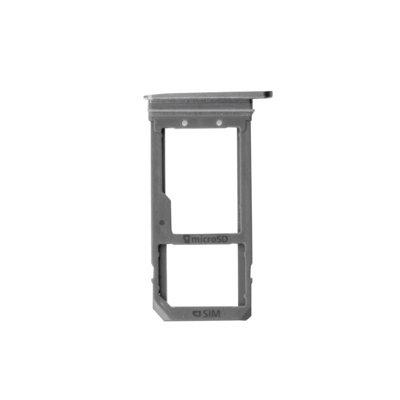 Replacement SIM Card Tray for Samsung Galaxy S7 - Grey