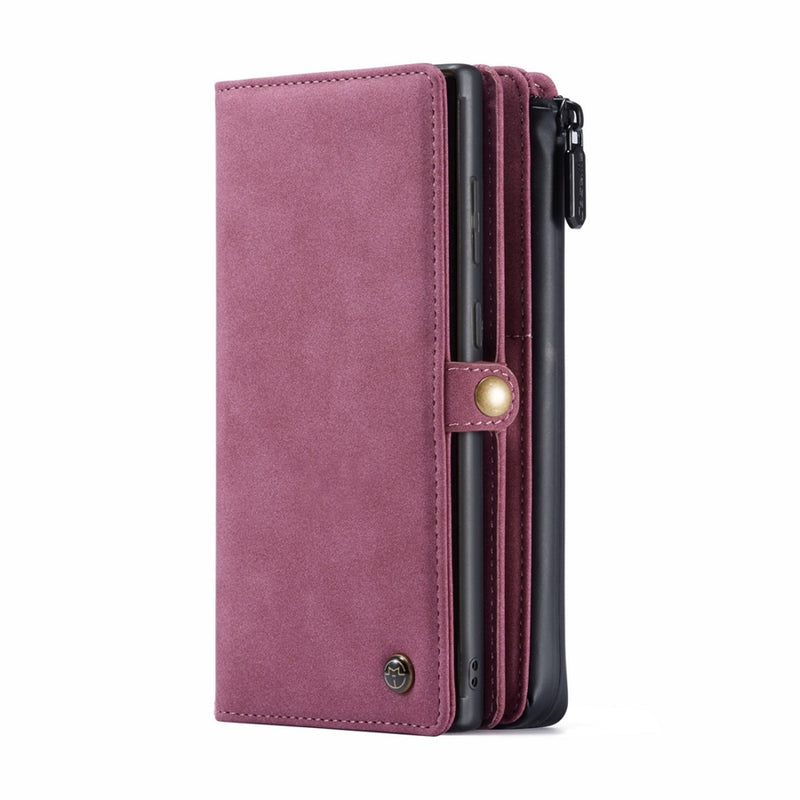 CASEME Multi-slot Wallet Case for Samsung Note 20 Ultra