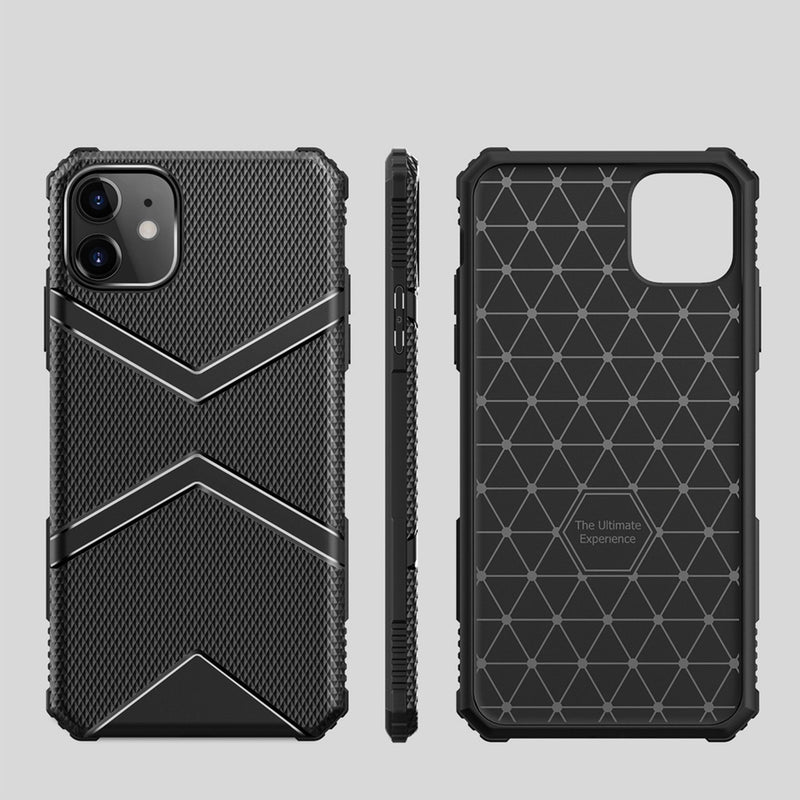 Diamond Shield design TPU Protective iPhone 12 Mini Case