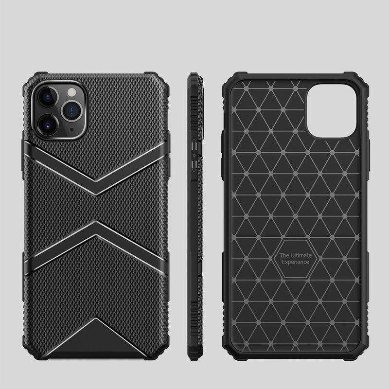 Diamond Shield design TPU Protective iPhone 12 Pro Max Case