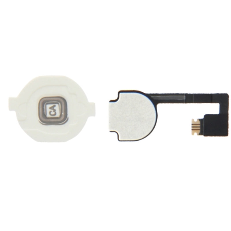 Replacement Home Button & Flex Cable Ribbon for iPhone 4S