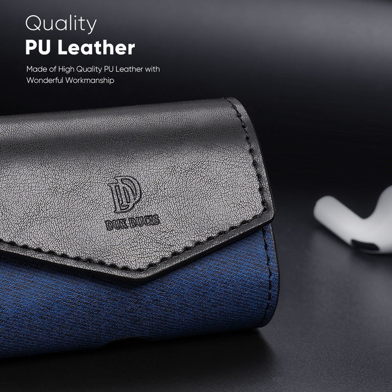 Dux Ducis PU Leather Case For AirPods Pro