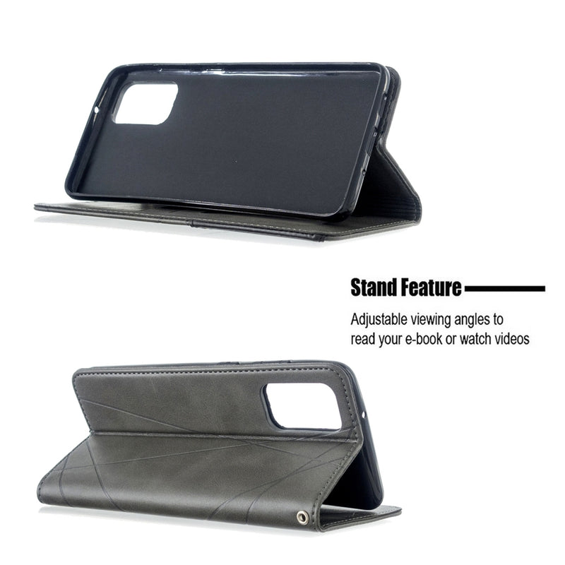 Rhombus Texture Flip Case for Samsung S20 Ultra CellMart