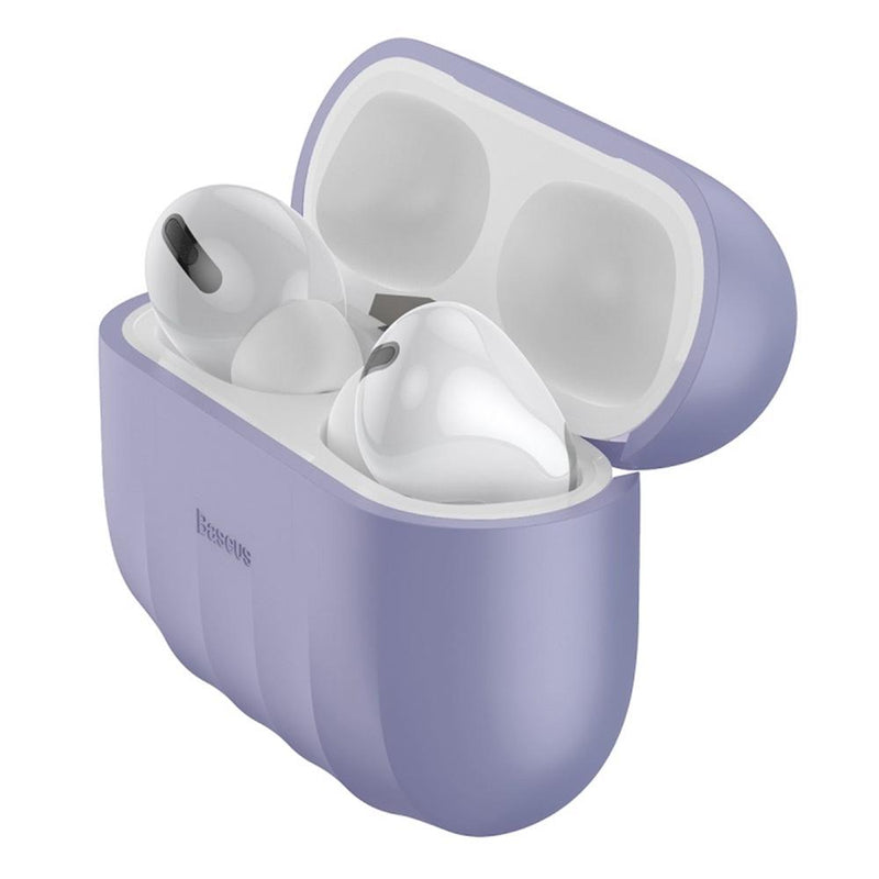 Case for Apple Airpods Pro - Purple