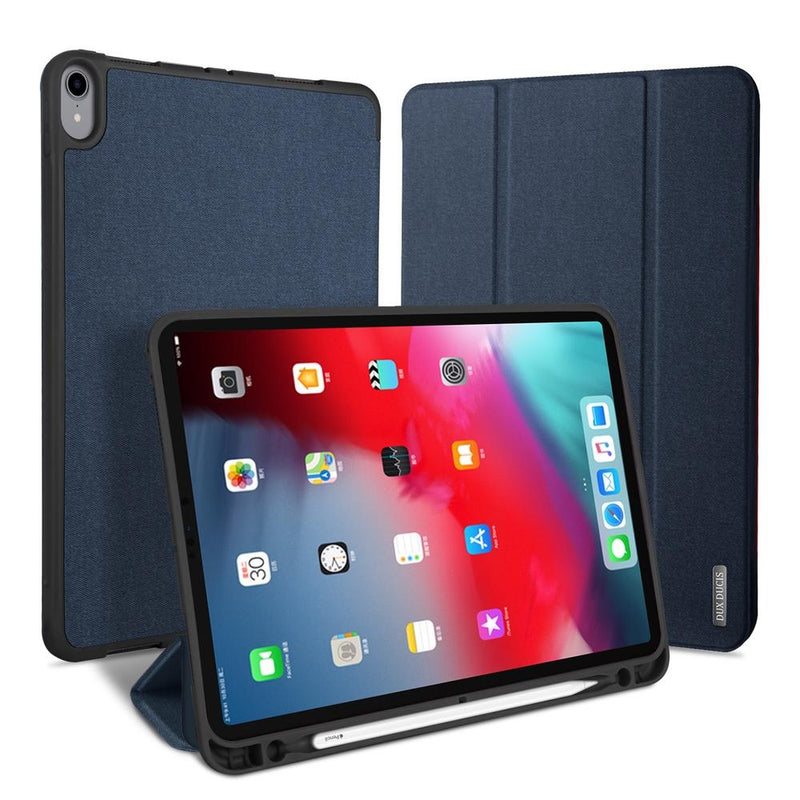DUX DUCIS Case for iPad Pro 11 2018 With Apple Pencil Groove CellMart