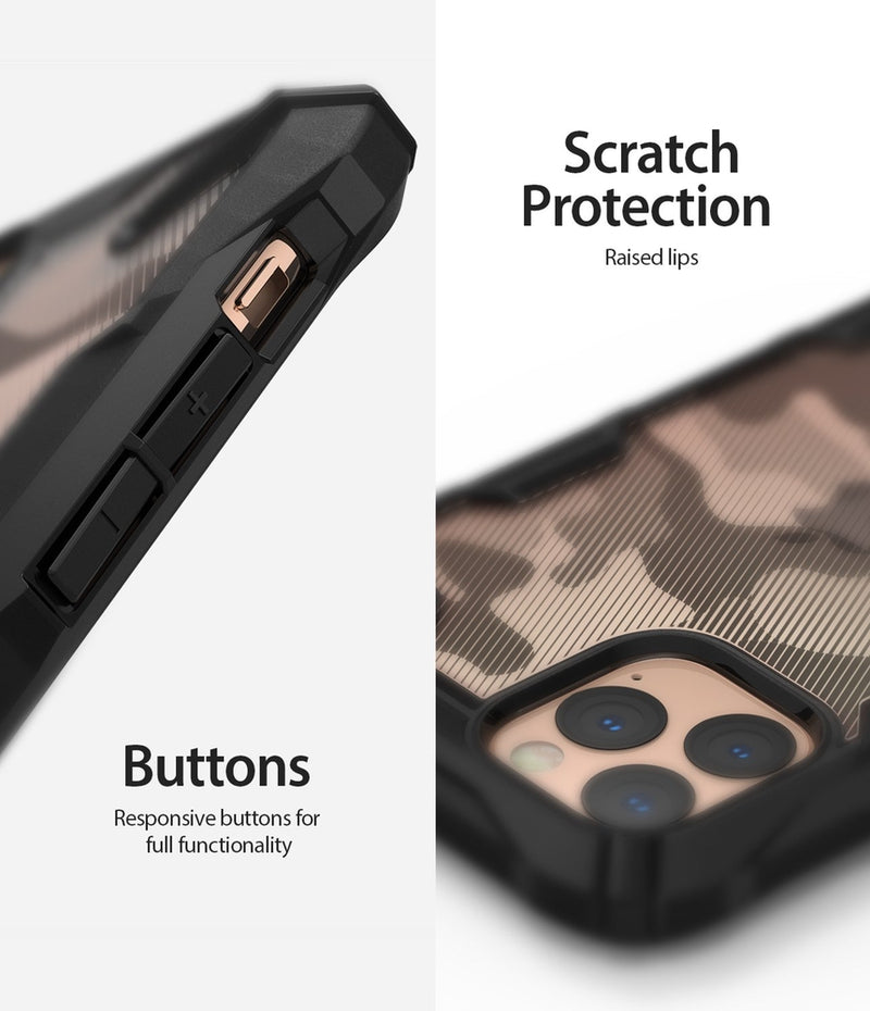 Ringke Fusion X Rugged case for iPhone 11 Pro