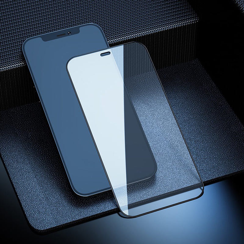 Tempered glass screen protector for iPhone 12 Pro Max CellMart