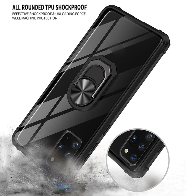 Shockproof Transparent Protective Case for Samsung Note 20