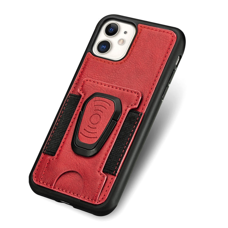Cardholder Magnetic Protective iPhone 12 Mini Case CellMart