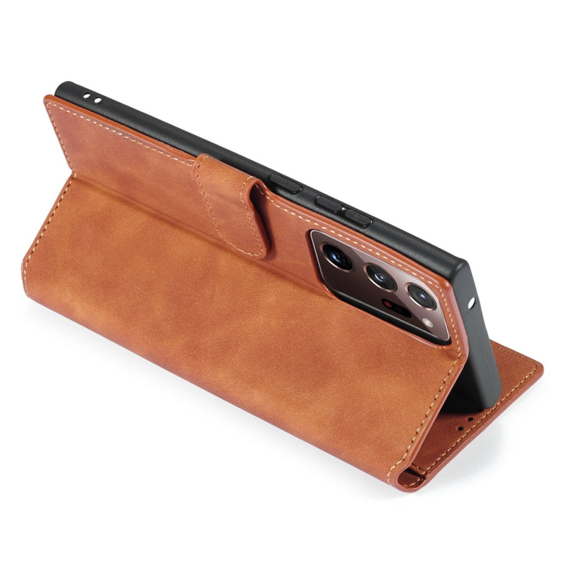 PU Leather Flip Samsung Note 20 Ultra Case