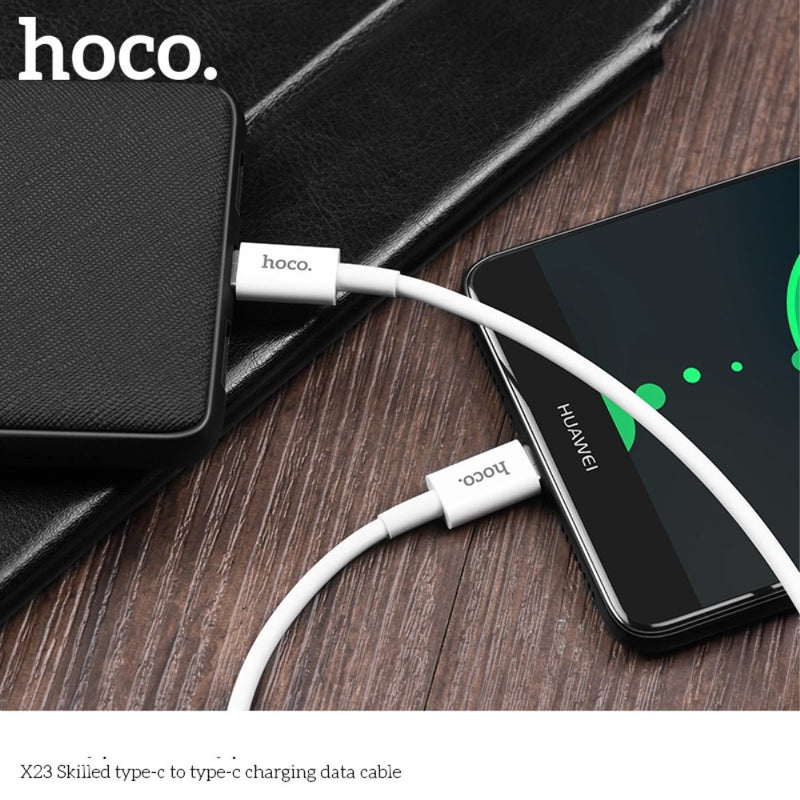 HOCO 3A PD USB-C to USB-C Cable CellMart