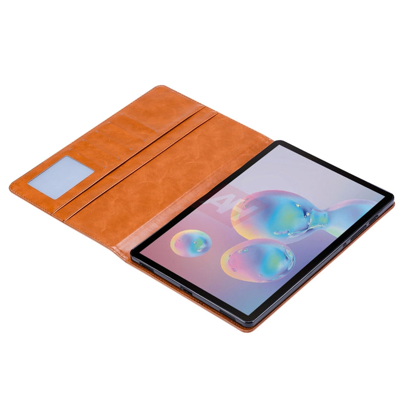 Knead Skin Texture PU Leather Case for Samsung Tab S6 10.5