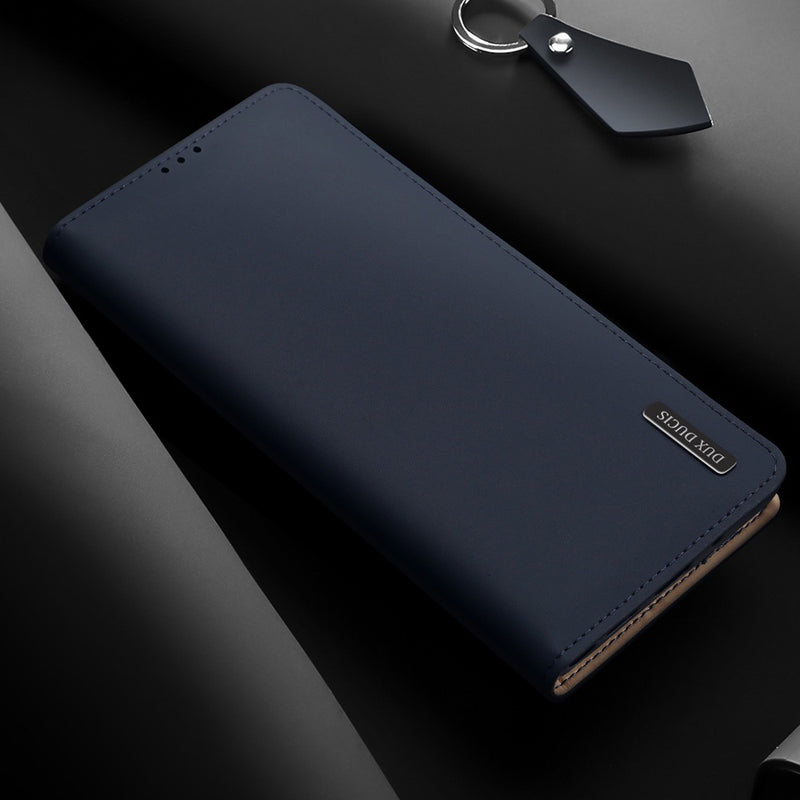 DUX DUCIS Genuine Leather Case for Samsung Note 20