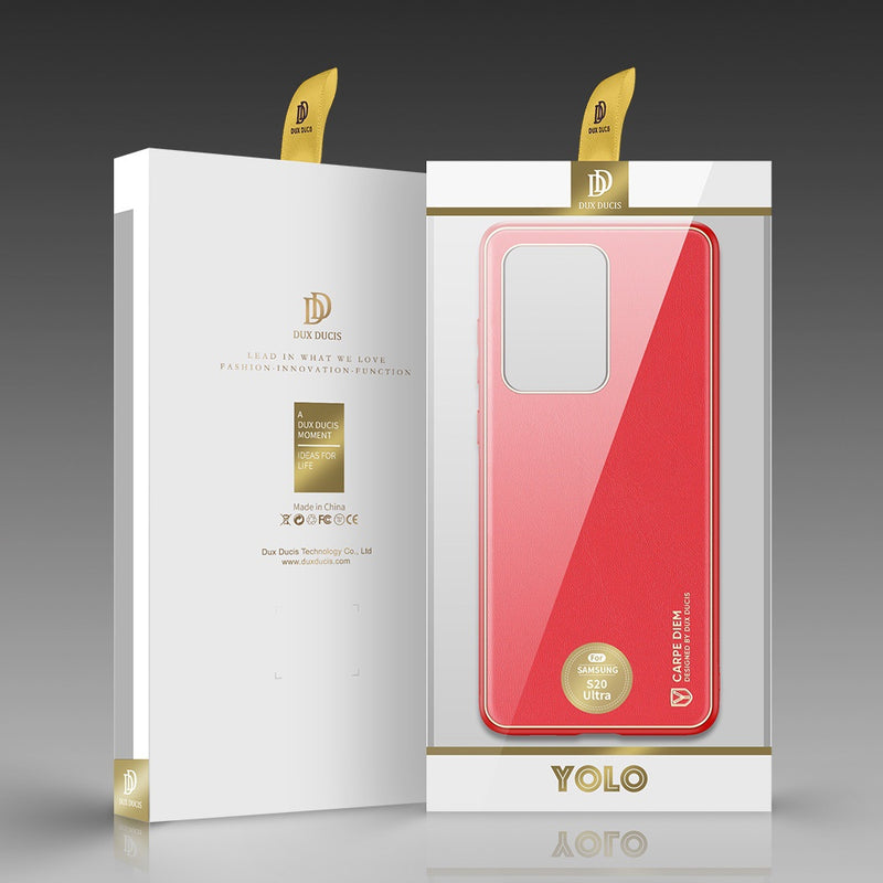 Yolo Series Protective Samsung S20 Ultra Case