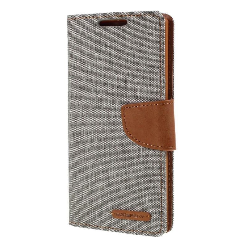 Mercury Canvas Diary Case for Samsung Note 10