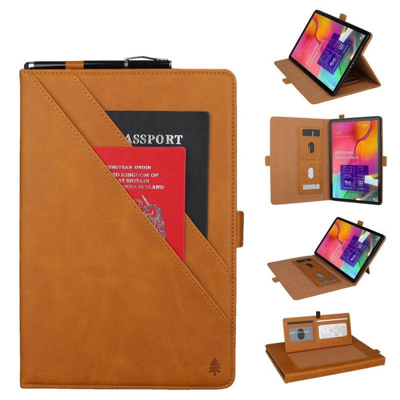 PU Leather case for Samsung Tab A 10.1