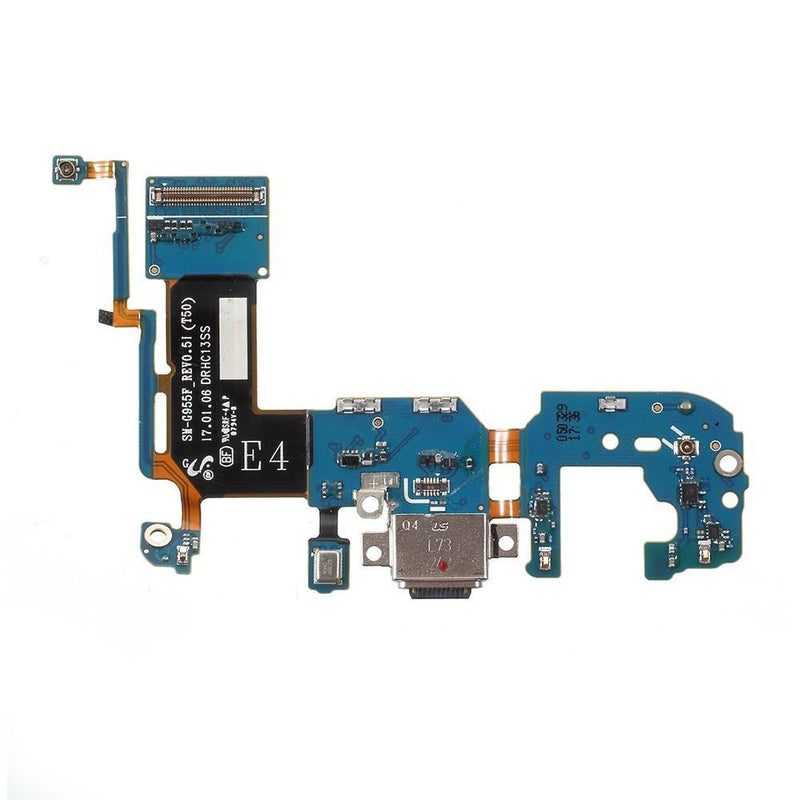Charging Port Flex Cable Replacement for Samsung S8 Plus