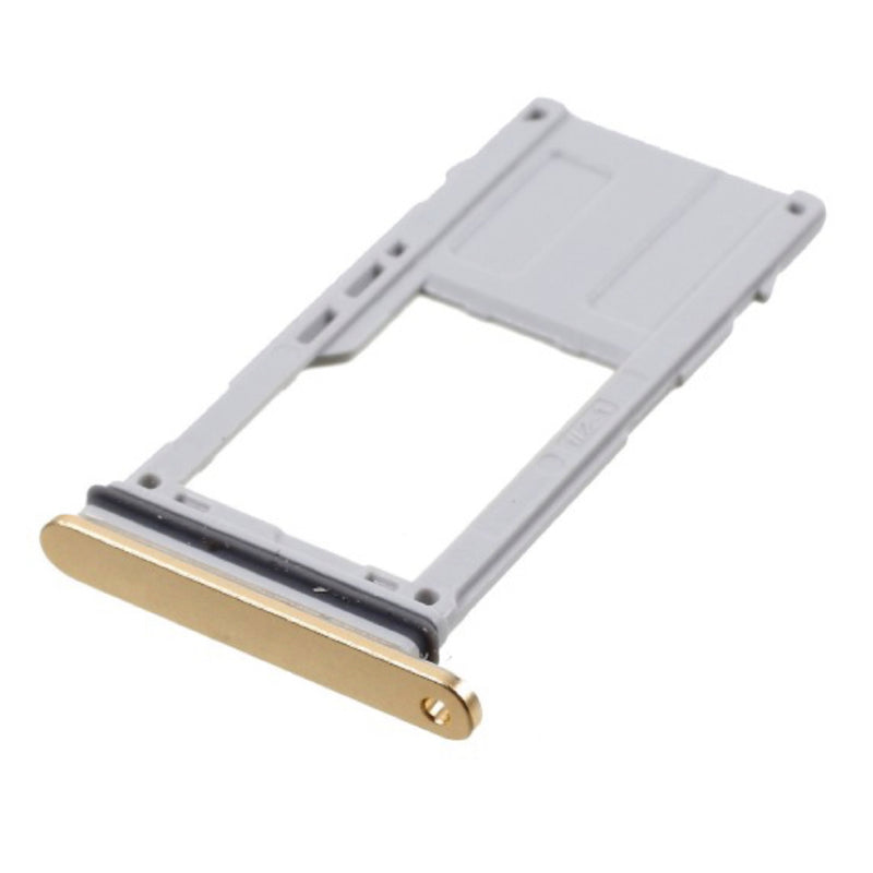Micro SD Card Tray for Samsung Galaxy A8 2018 - Gold