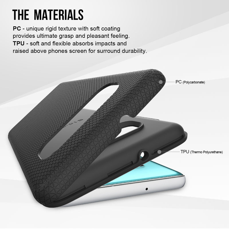 Armor TPU + PC Protective Case for Samsung S10 Case