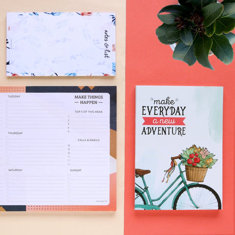 Adventure - Stationery Collection