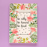Set of 3 Notebooks - Be Silly, Adventure & Design A Life