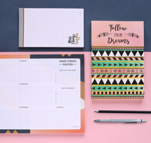 Follow Your Dreams - Stationery Collection