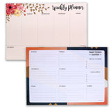 Make Your Own Set of 2 Weekly Planners