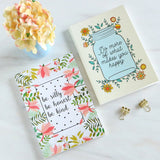 Set of 2 Notebooks - Be Silly & Do More Of