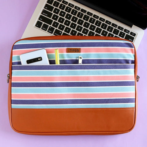 Stripes - Laptop Sleeve