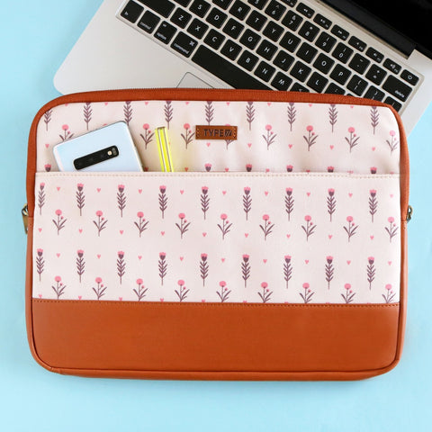 Floral - Laptop Sleeve