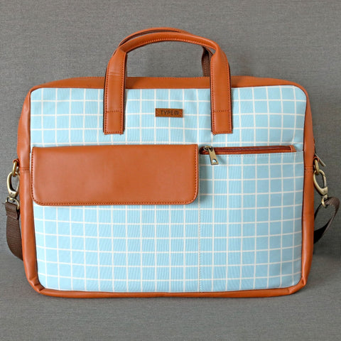 Checks - Laptop Bag