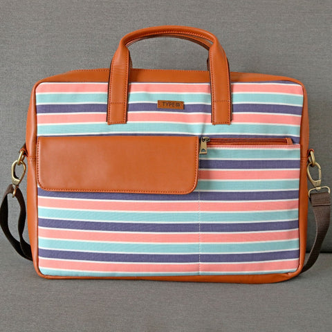 Stripes - Laptop Bag