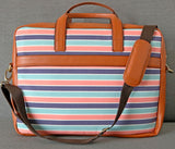 Stylish, Slim, Designer & Lightweight Laptop Bags for Women & Men with Shoulder Strap by Type7