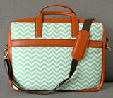 Chevron - Laptop Bag