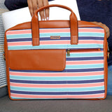 Stripes - Laptop Messenger Bag